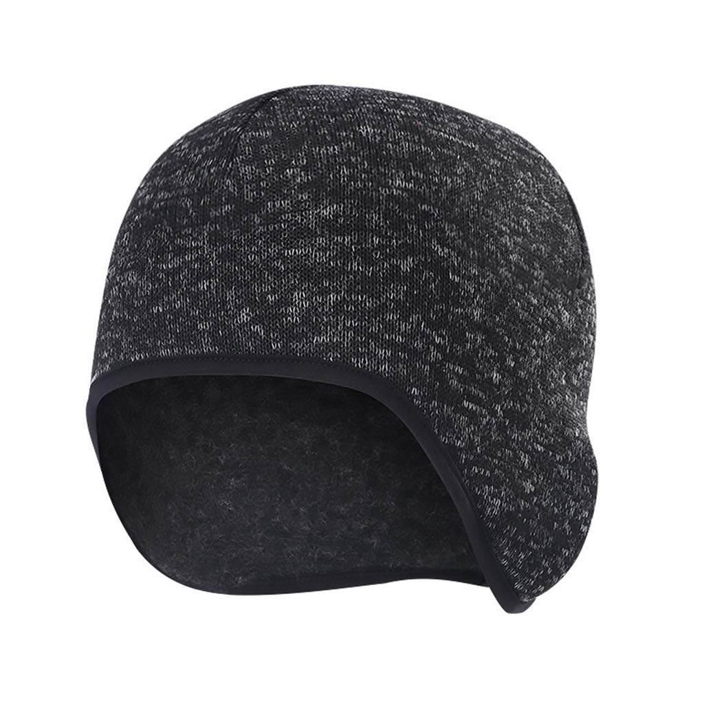 7f10221dc5f Outgeek Winter Running Hat Knitting Warm Cap Beanie Hat with Ponytail Hole  for Women  Amazon.in  Sports