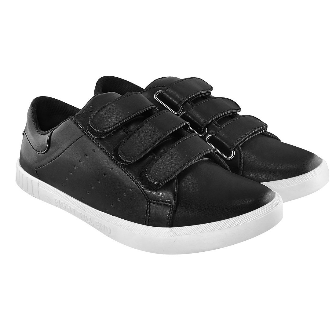 804f53d61748a Blinder Men s Latest Velcro Casual Sneakers Shoes On Amazon  Buy Online at  Low Prices in India - Amazon.in