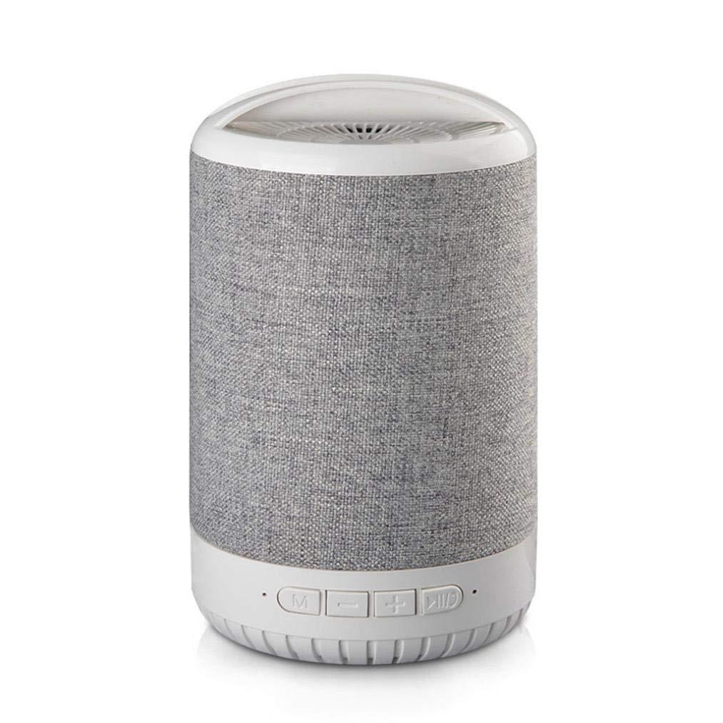 New Speaker.Likero Portable Wireless Bluetooth Card 3D HiFi Stereo Retro subwoofer Loudpeaker (White)