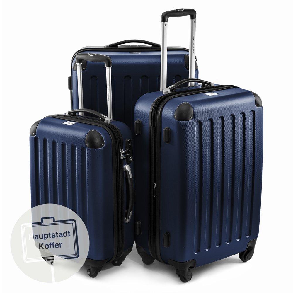 Hauptstadtkoffer Juego de maletas rígidas con ruedas tamaños o juego junto con