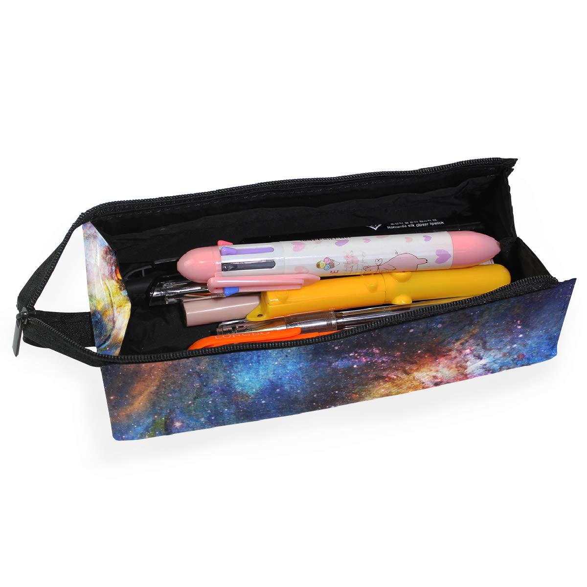 My Little Nest Eyeglass Sunglasses Holder Pouch Bag Magical Space Multi Function Zipper Pen Case Pencil Bag Organizer