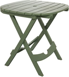 Delicieux Adams Manufacturing 8550 01 3700 Quik Fold Cafe Table, Sage