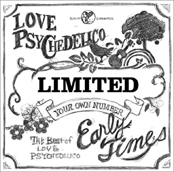 love psychedelico early times