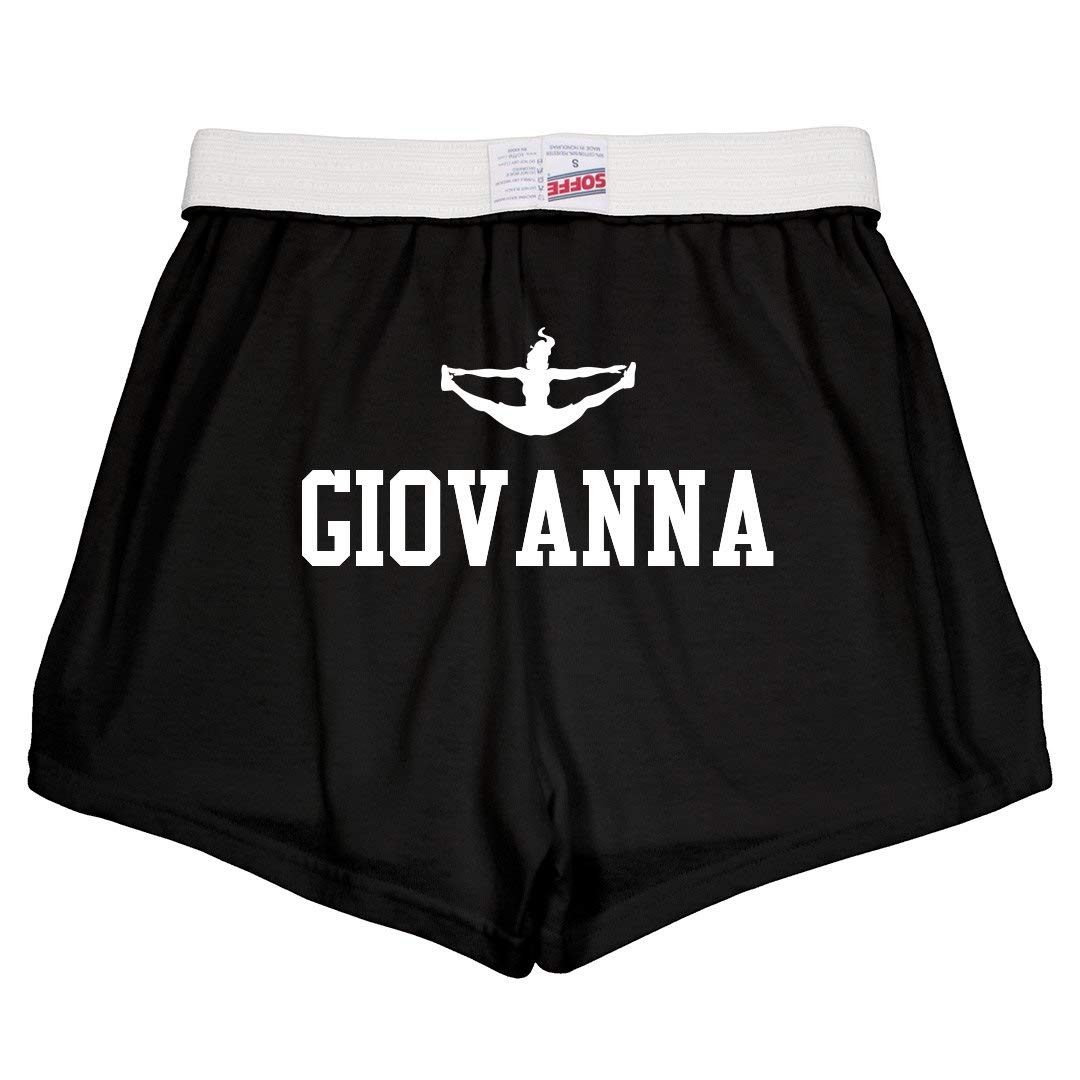 Giovanna Cute Cheer Practice Youth Soffe Shorts