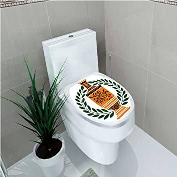 Amazon Toilet Cover Decorationtoga Partyold Antique Greek