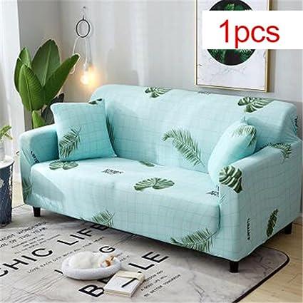 Amazon.com: Hoxekle Modern Sofa Cover All-inclusive Slip-resistant ...