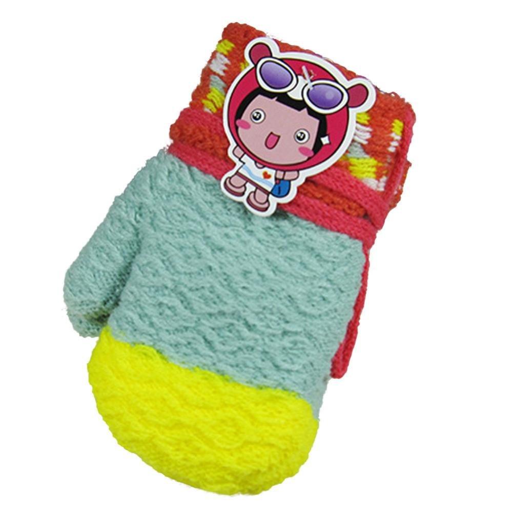 Bingirl Baby Bowknot Turban Newborn Knot Cap Cute Beanie Head Warp Cap Infant Toddler Hats Kids Red