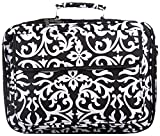 Damask Laptop Case 17-inch (Black)
