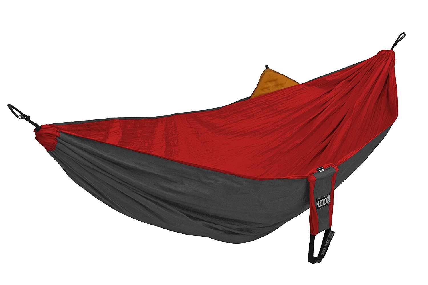 Eagles Nest Outfitters - Reactor Hammock Red/Charcoal [並行輸入品] B077QG2VM1