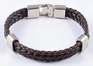 SaySure - Bracelet Jewelry Titanium Stainless Steel Three Layers String