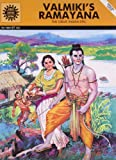 Valmiki's Ramayana: The Great Indian Epic (Amar Chitra Katha)
