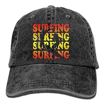 Eveler Baseball Jeans Cap Vintga Surfing Unisex Snapback Caps Adjustable Baseball Hat