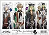 AMNESIA Clear Bookmark 8