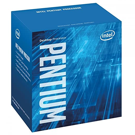 30 opinioni per Intel Box Processore Pentium Dual-Core G4500, Nero