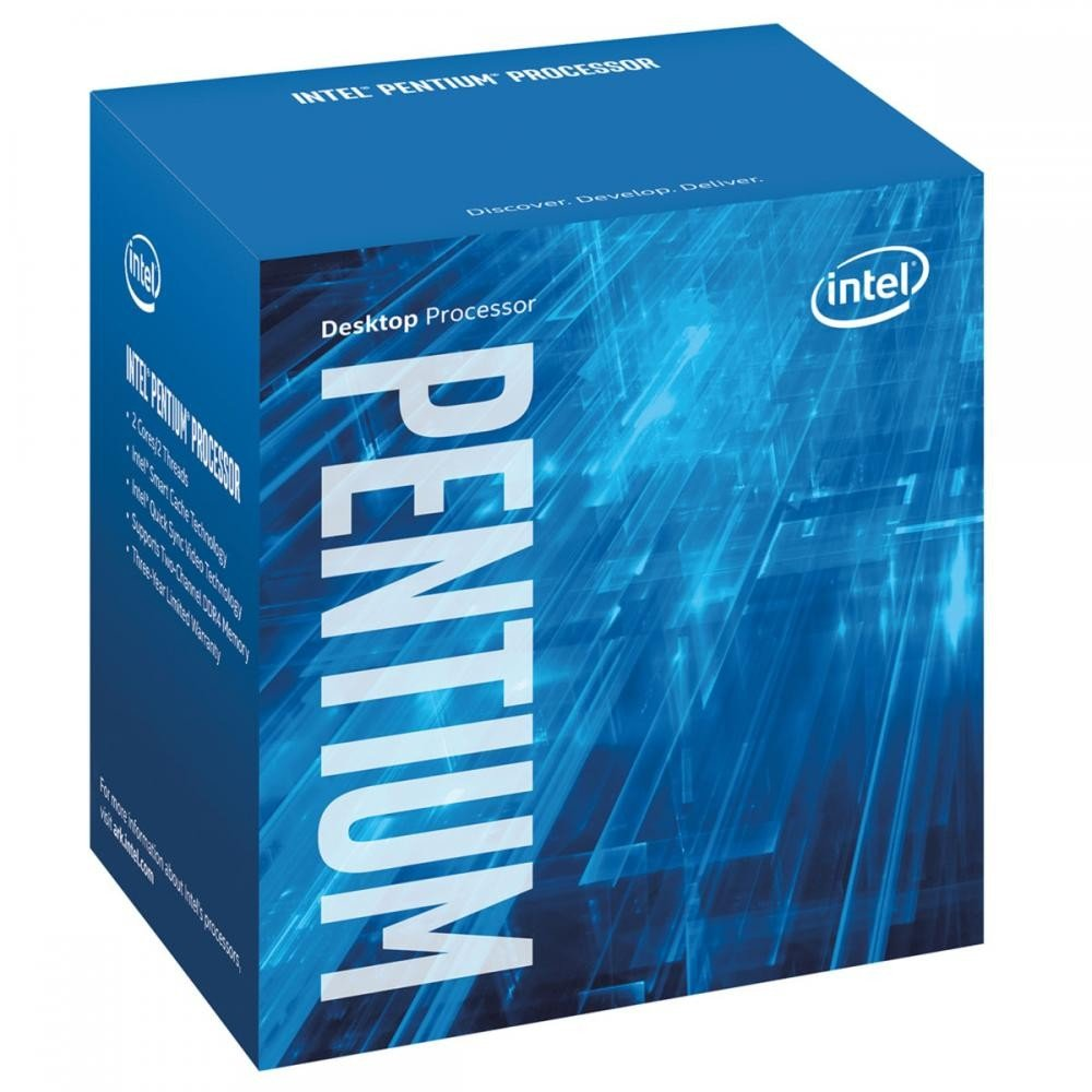 Intel Boxed Pentium Processor G4500 FC-LGA14C 3.5 1 LGA 1151 BX80662G4500 by Intel