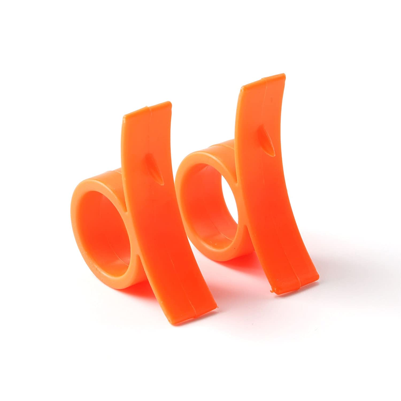 BestEquip Plastic Citrus Fruit Orange Lemon Skin Remover Opener Peeler Slicer Cutter Peeler