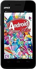 Lanix Smartphone S130 Color Negro. Telcel pre-Pago