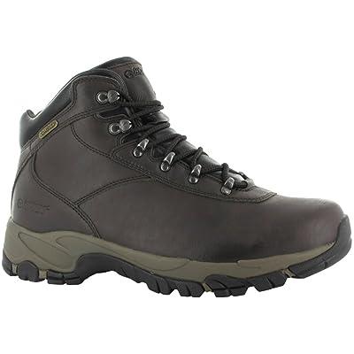 HI-TEC Venture Waterproof Hiking Boot - Mens, Dark Chocolate, Medium, 10.5, 54248-105M | Hiking Boots
