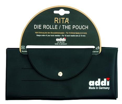 addi Knitting Needle Double Point Needle Vinyl Pouch