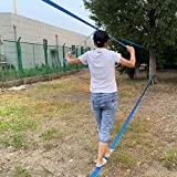 THUNDERBAY 50ft Complete Slackline Kit Tightrope