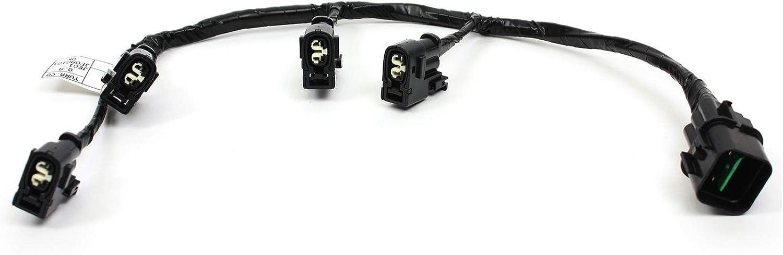 New Ignition Coil Wire Harness Fit For 06-11 Hyunda Kia Rio Rio5 ...