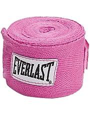 "Everlast Hand Wraps 120"", Pink"