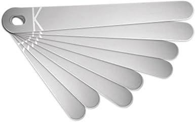 kolletto 8 Ballenas de camisa de Acero en diferentes longitudes, (Made in Italy)