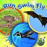 Run, Swim, Fly, Julie K. Lundgren, 1617417203