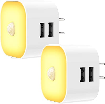 GEHUAY Kids Plug-in Night Light