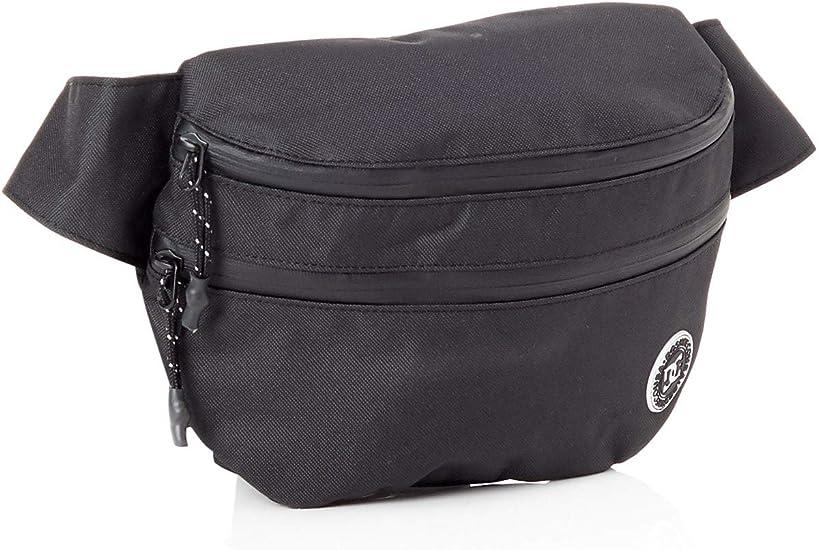 Dc Shoes Shoulder Pop Bum Bag Bum Bag Men One Size Black Sports Outdoors