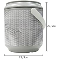 Cooler com capacidade de 5 latas - RATTAN - Nautika