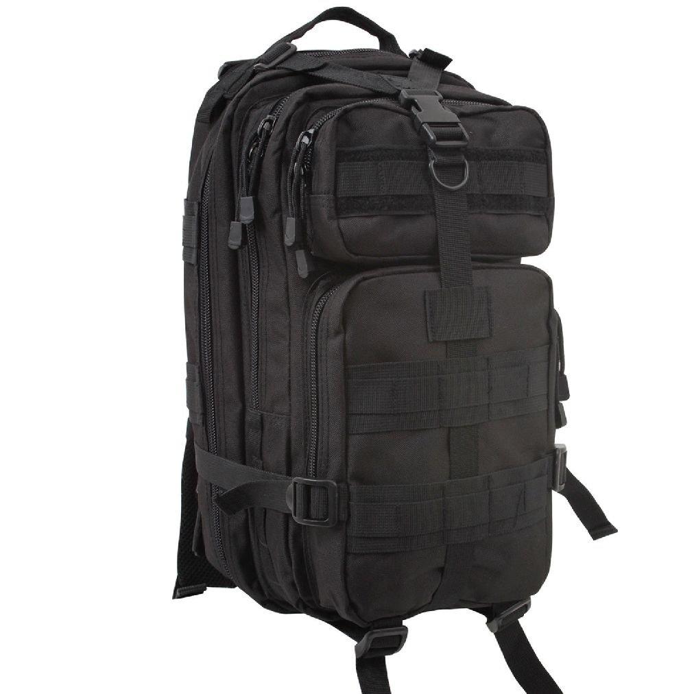 Tactical Medium Transport PackミリタリーバックパックレベルIII assaultバッグ  ブラック B07DS73391