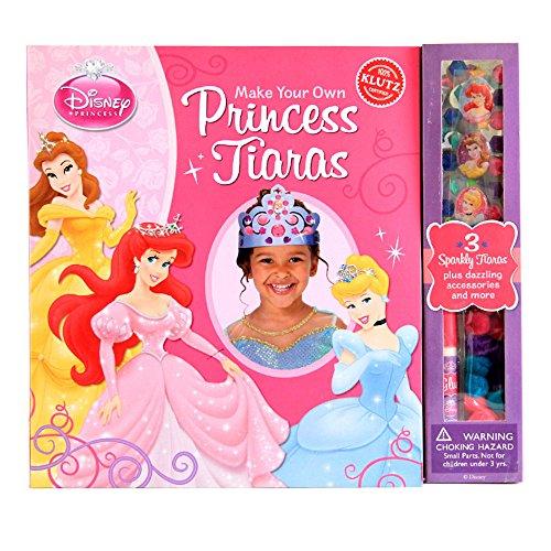 兒童益智圖書 手工制作diy玩具 女孩 紙制皇冠
