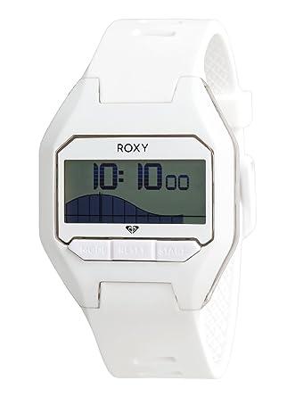 Roxy - Reloj Digital - Mujer - ONE SIZE - Blanco: Amazon.es: Ropa y accesorios