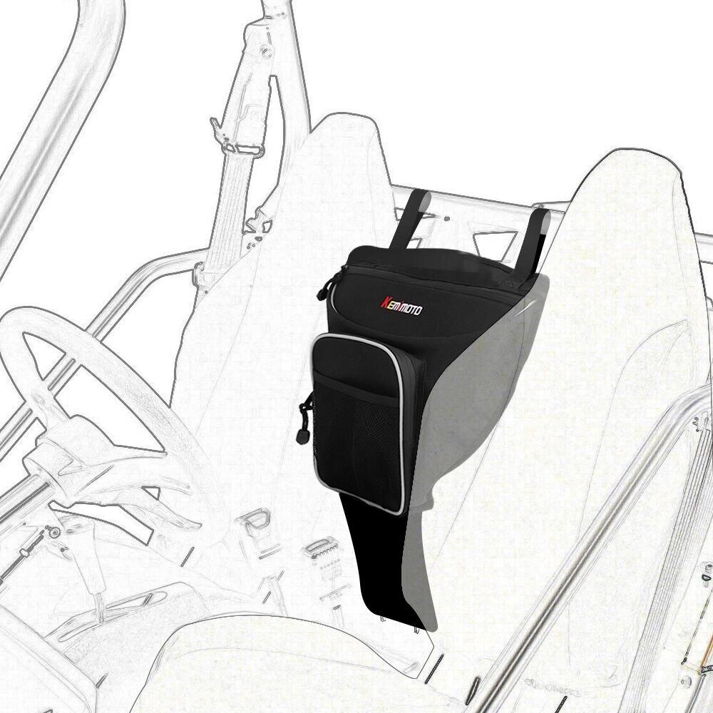 KEMIMOTO UTV Cab Pack Storage Bag for Polaris Ranger RZR 800 900 570 VicsaWin