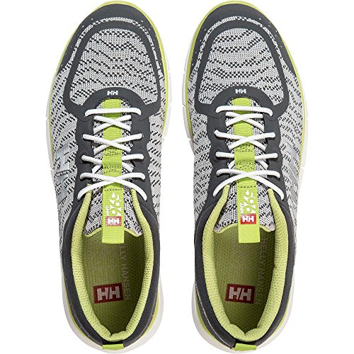 Helly Hansen Hp Shoreline F-1, Mocassini Uomo, Multicolore (Light Grey/Charcoal/Eb 930), 42.5 EU Multicolore (Light Grey/Charcoal/Eb 930)