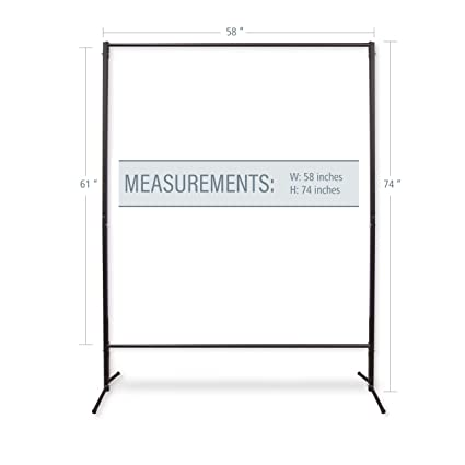 tall office partitions. A\u0026F Rod Décor - Multi-Purpose Portable Stand/Office Partitions/Portable  Wall Tall Office Partitions S