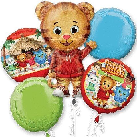 (Anagram Daniel Tiger's Neighborhood Bouquet Of Balloons)