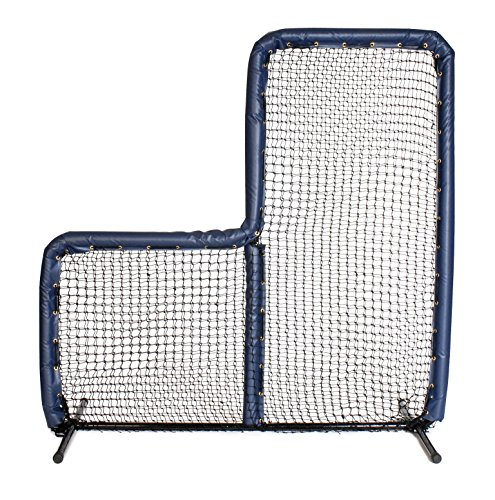 96ab20d5efe Armor Series Pitching Screen Baseball Net. Voted Best L Screen Pitching Net  Batting Cage On Field Use. This 7 x 7 Protective Screen is the Perfect  Baseball ...