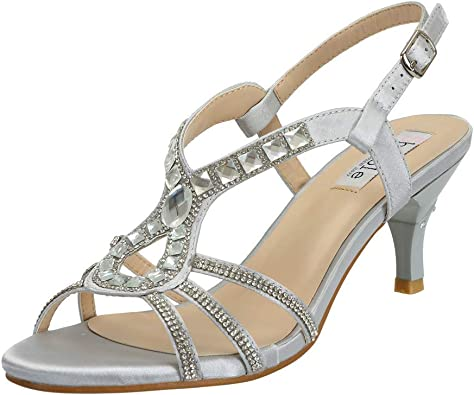 SheSole Women's Strappy Heels Dress