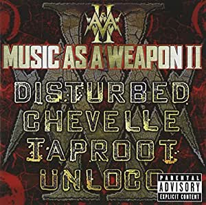 Music As a Weapon II  -CD Only
