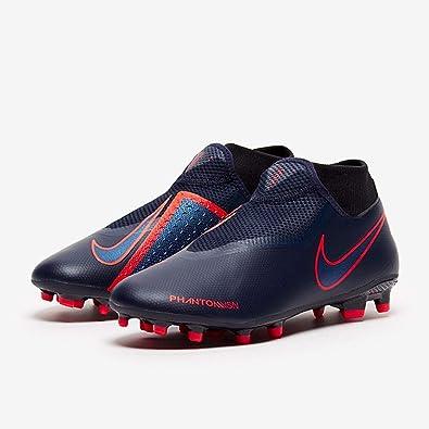 cf6cfcc071c Nike Phantom VSN Academy DF FG MG (Mens 6.5 Womens 8) Obsidian