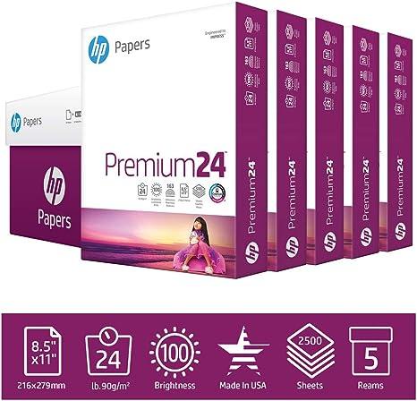 Amazon.com: Papel para impresora HP LaserJet Poly Wrap ...