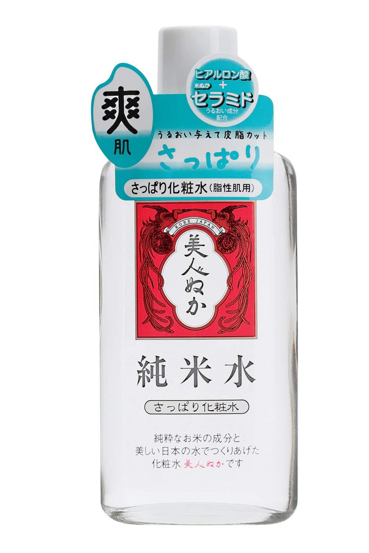 【美人ぬか】純米水 さっぱり化粧水のサムネイル