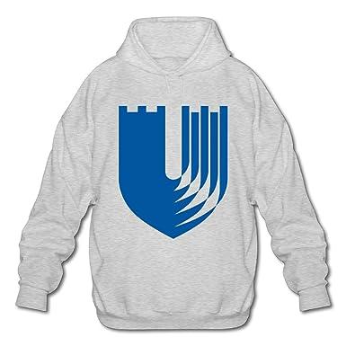 Ookoo Mens Duke University Symbol Hoodie Sweatshirt Ash At Amazon