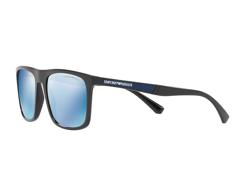 4cb13104d49 Armani EA4097 Sunglasses 501755-56 - Black Frame