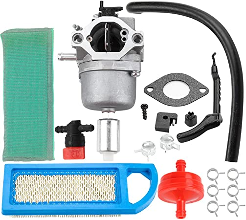 Amazon.com: Carburetor & Air Filter - Kit de filtro de ...