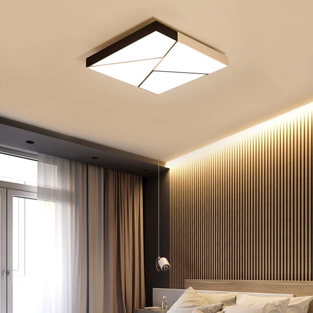Amazon.com: Sheen - Lámpara de techo cuadrada ultrafina de ...