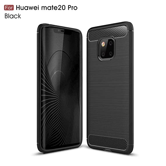 Amazon Com Garhold Huawei Mate 20 Pro Case Silicone Shockproof
