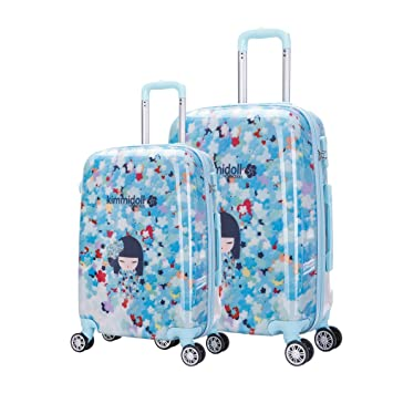 Kimmidoll, Bagage cabine Multicolore coloris assortis